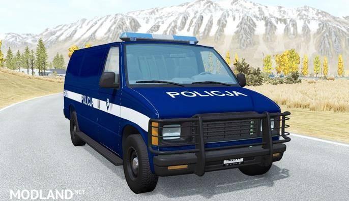 Gavril H-Series Polish Police v 3.0 [0.15.0]